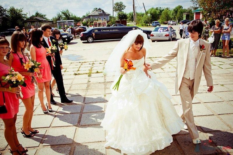 Фото 61771 в коллекции Моя оранжевая свадьба - yanechka