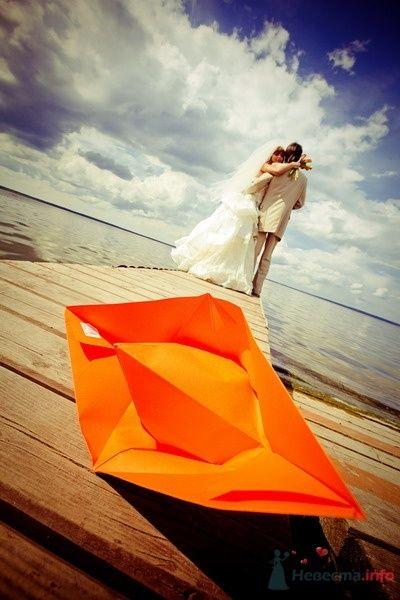 Фото 61893 в коллекции Моя оранжевая свадьба