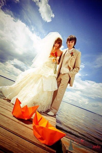 Фото 61894 в коллекции Моя оранжевая свадьба