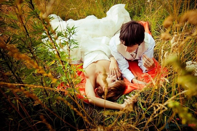 Фото 62128 в коллекции Моя оранжевая свадьба - yanechka