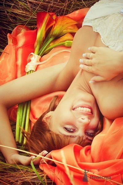 Фото 62132 в коллекции Моя оранжевая свадьба