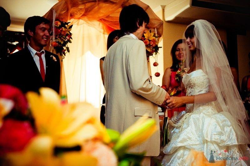 Фото 62485 в коллекции Моя оранжевая свадьба