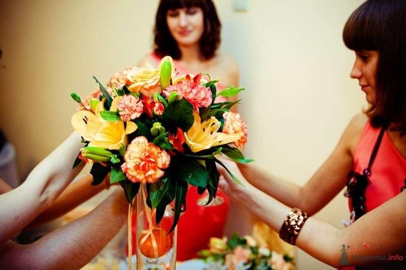 Фото 62731 в коллекции Моя оранжевая свадьба - yanechka