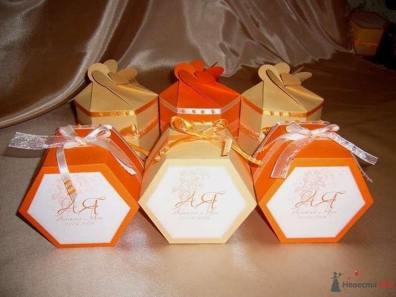Фото 63168 в коллекции Моя оранжевая свадьба - yanechka