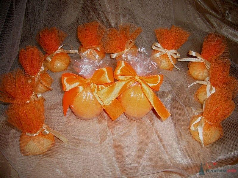 Фото 64159 в коллекции Моя оранжевая свадьба