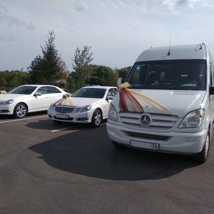 Аренда Mercedes Sprinter VIP