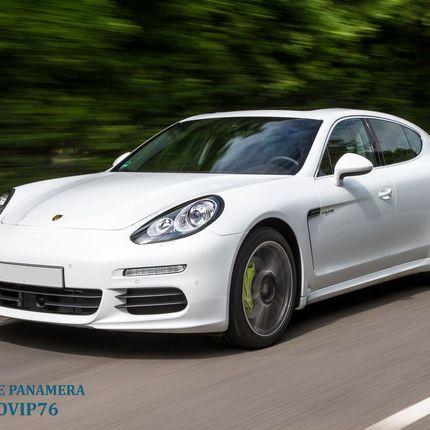 Porsche Panamera в аренду