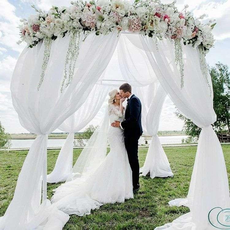 Фото 16836478 в коллекции Свадьбы - портфолио - Свадебный организатор Алёна Жлобо