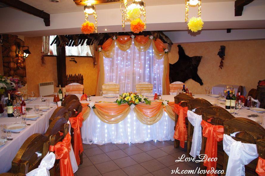 Фото 550953 в коллекции Оформление свадеб - Love Deco - Творческая мастерская праздника