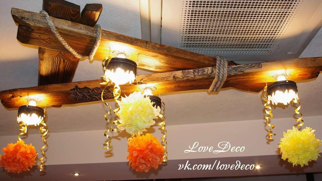 Фото 550955 в коллекции Оформление свадеб - Love Deco - Творческая мастерская праздника