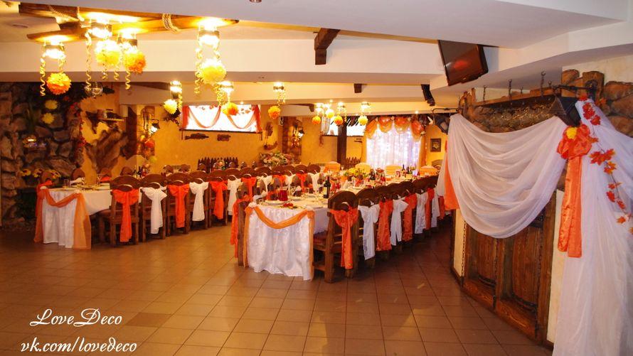 Фото 550961 в коллекции Оформление свадеб - Love Deco - Творческая мастерская праздника