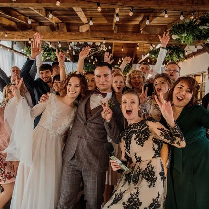 Проведение камерной свадьбы до 30 человек (5 часов)