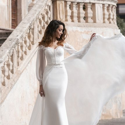 Свадебное платье Elicka