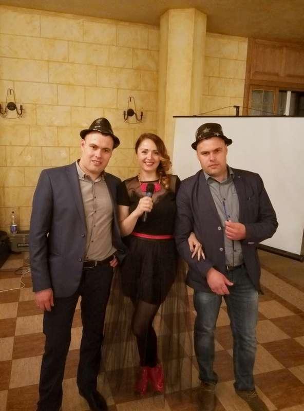 Юбилей Михаила и Николая - фото 17522284 Ведущая Оксана Уколова