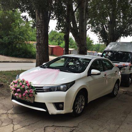 Аренда авто Toyota Corolla