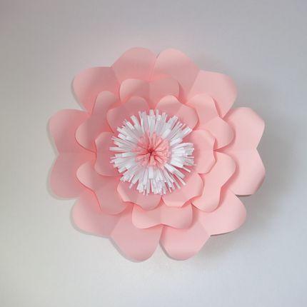 Цветок для декора Розетта