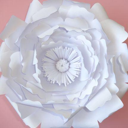 Цветок для декора Облако