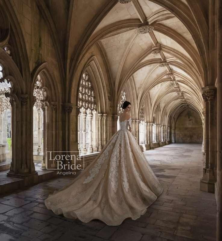 """Фото 16959356 в коллекции Лорена - Салон свадебного - вечернего платья """"Milan"""""""