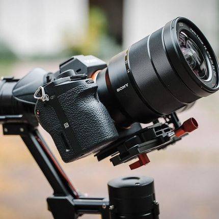 Видеосъёмка со стабилизатором, 1 час