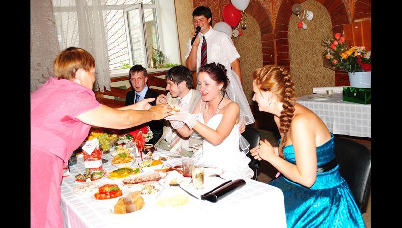 Фото 984325 в коллекции Свадьба в Суздале - Ведущий-DJ Вадим Волков