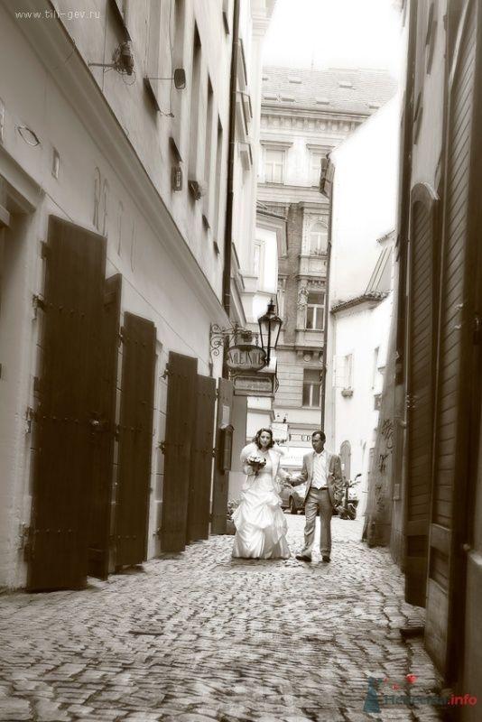 Игорь и Мила. Прага - фото 47011 Фотографы Тили и Гев