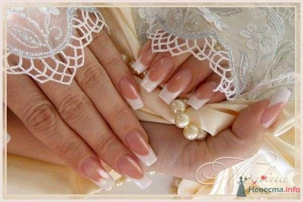 Фото 47111 в коллекции Мои фотографии - Наращивание ногтей - частный мастер Malina