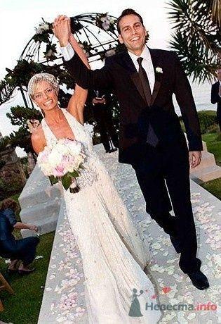Фото 55752 в коллекции свадебные платья знаменитостей - ВаленТинка:)