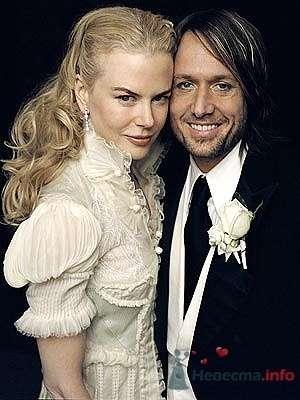 Фото 55759 в коллекции свадебные платья знаменитостей - ВаленТинка:)