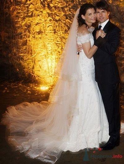 Фото 55764 в коллекции свадебные платья знаменитостей - ВаленТинка:)