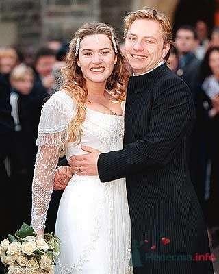 Фото 55772 в коллекции свадебные платья знаменитостей - ВаленТинка:)