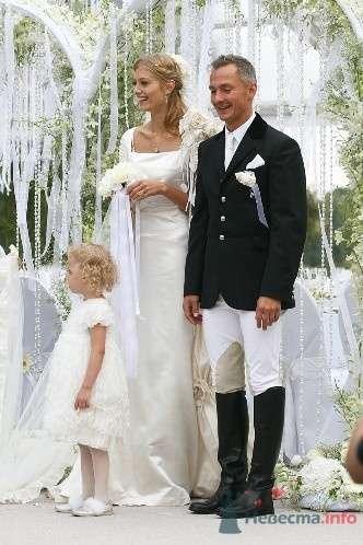 Фото 55933 в коллекции свадебные платья знаменитостей - ВаленТинка:)