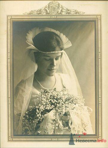 Фото 72972 в коллекции Ретро фото (свадьба) - ВаленТинка:)