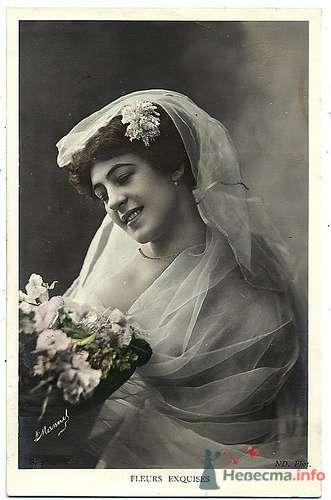 Фото 72976 в коллекции Ретро фото (свадьба) - ВаленТинка:)