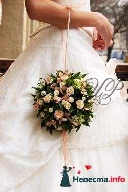 Фото 87490 в коллекции букет невесты - ВаленТинка:)