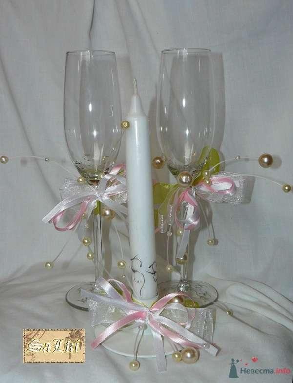"""бокалы """"Брызги шампанского"""" - фото 47411 Salki"""