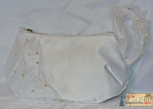Клатч невесты. Продается 600 рублей - фото 47423 Salki