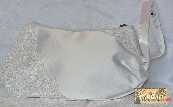 Клатч невесты. Продается 600 рублей - фото 47424 Salki