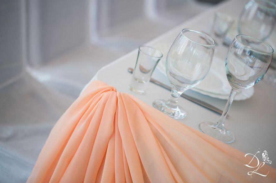 Фото 1354531 в коллекции Свадьба в персиковом цвете - Love Decor - свадебный декор