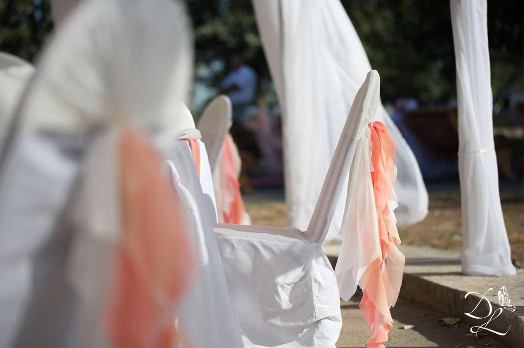 Фото 1354551 в коллекции Свадьба в персиковом цвете - Love Decor - свадебный декор