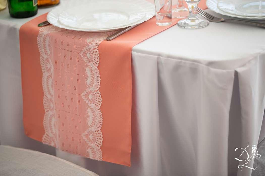 Фото 1354553 в коллекции Свадьба в персиковом цвете - Love Decor - свадебный декор