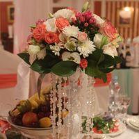 Цветочная композиция для стола