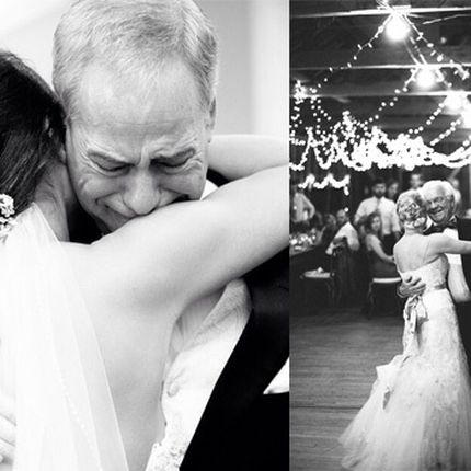 Танец отца и дочери .Танец с родителями