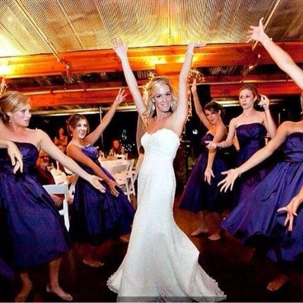 Танец друзей на свадьбе.Танец-подарок