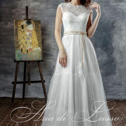 Свадебное платье Сияна