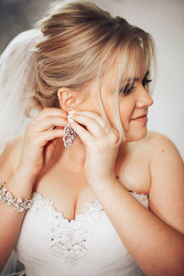 Фото 17308100 в коллекции Wedding - Стилист-визажист Юлия Ловских