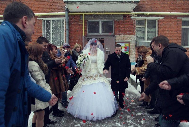 Фото 68357 в коллекции Как Кошка замуж выходила 08.01.2010 - Koshka_Lu
