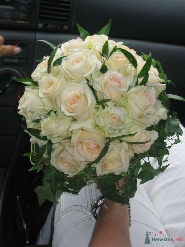 """Свадебный букет - фото 50902 Салон цветов """"SpringPoint"""""""