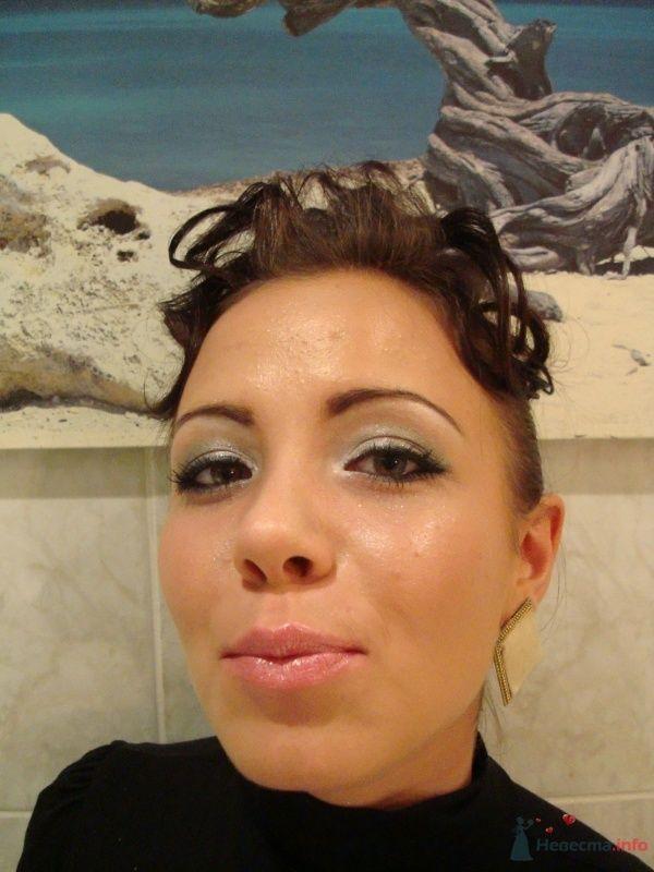 макияж - фото 50252 Свадебный стилист-визажист Светлана Чижова