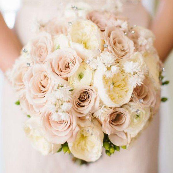 Цветов, букет невесты оформление цветами свадебного платья