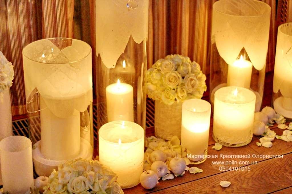 Фото 871207 в коллекции свадебное оформление зала,церемонии - Флорист Полина Школьникова